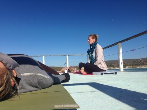 Yoga Nidra, a chance to relax