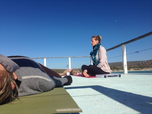 Yoga Nidra, a chance to relax
